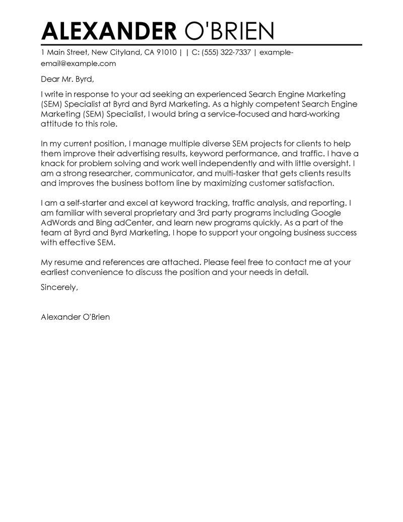 Art Program Coordinator Cover Letter