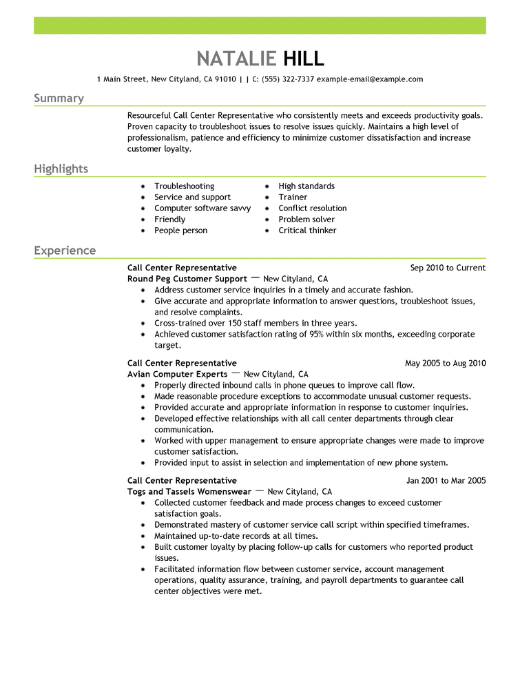 Professional resume format australia – Samples of a Good Resume
