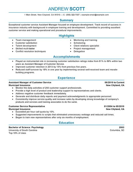 Organisational Speech Writing - Civil Service College asst manager - sample assistant manager resume