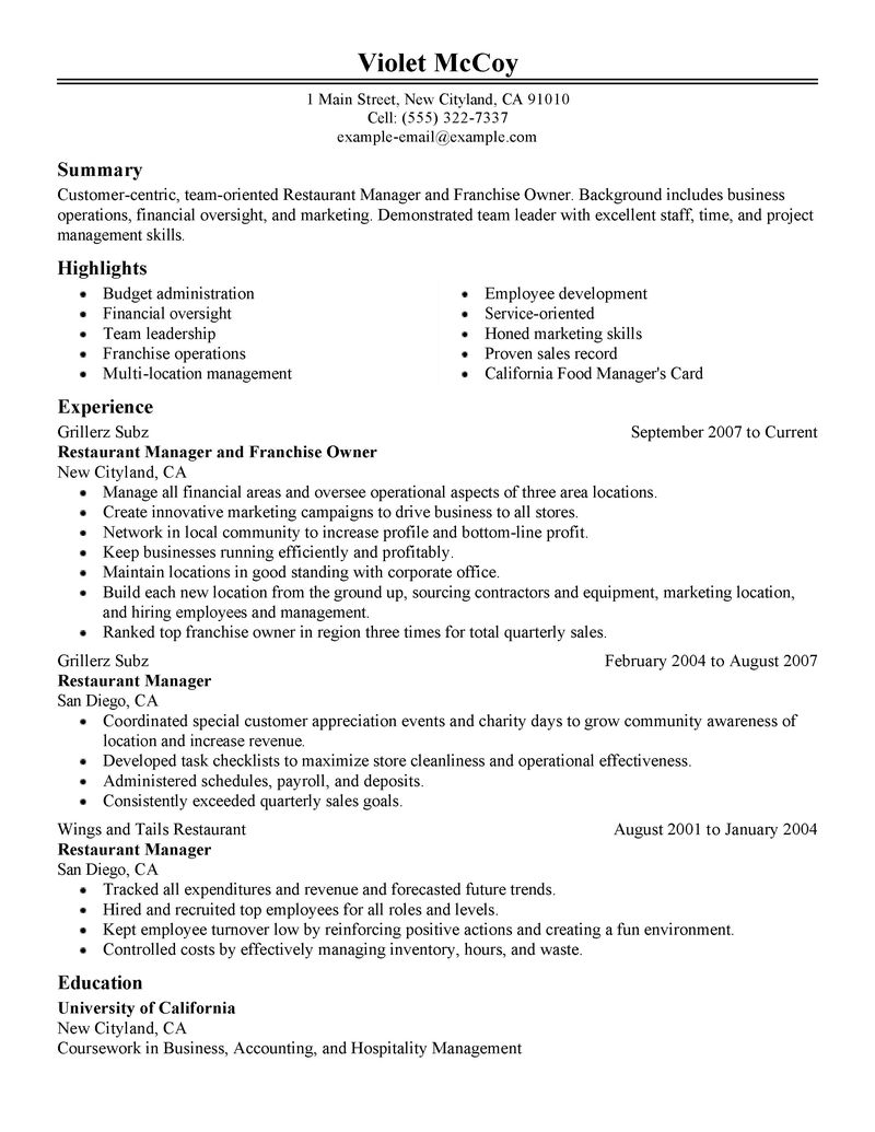 small business resume objective 6 small rsum changes that have a big impact on careers resume