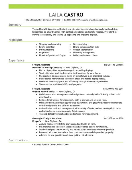 11 Amazing Sales Resume Examples LiveCareer - resume exmaples