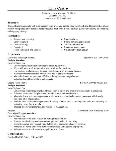 Resume Templates Word Samples | Free Cv Templates Professional
