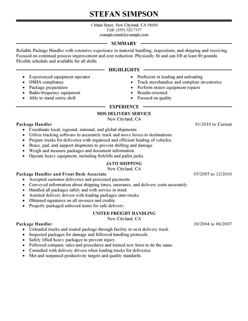 resume format for industry jobs resumes and cover letters drawings from the past