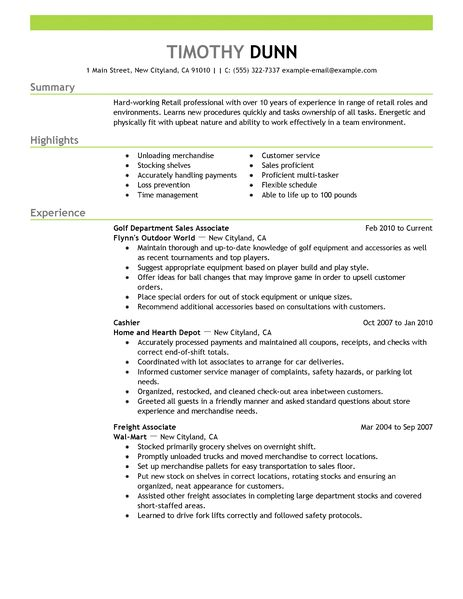 Expert on Youth Writing Instruction Rebecca Woodard retail - how to write a retail resume