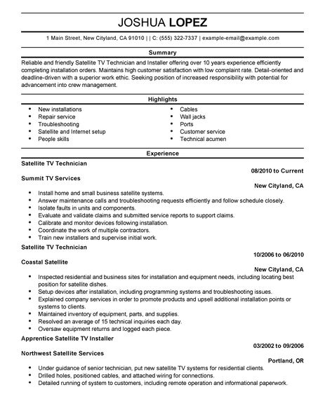 15 Amazing Customer Service Resume Examples LiveCareer - example of customer service resume