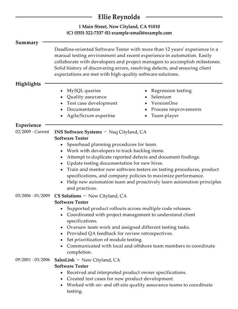 cover letter for resume for software engineer 2 years of cover letter for resume for software engineer 2 years of experience software engineer resume example
