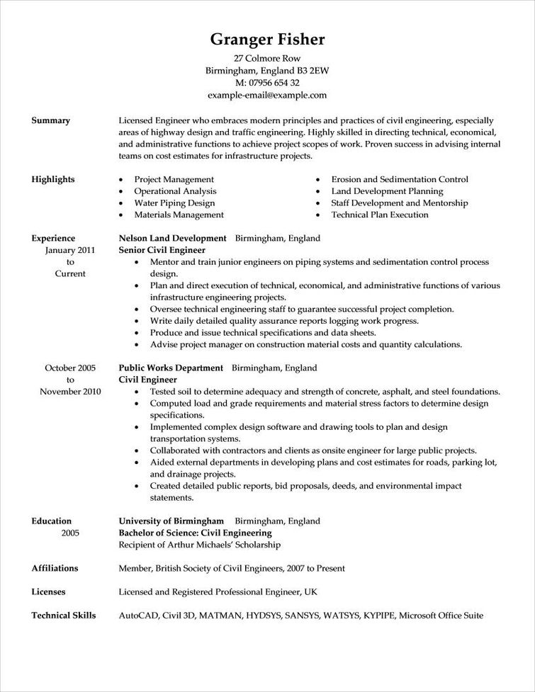The Example Of Resume Get Started Best Resume Examples For Your - resume exmaples