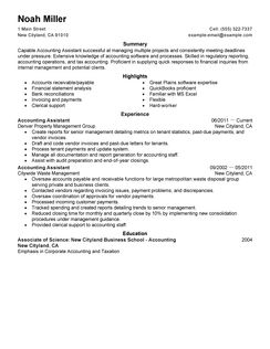 Assistant Accountant Cover Letter Job And Resume Template SlideShare Cv  Sample For Accountant Trainee Accountant Cv  Example Of Accounting Resume