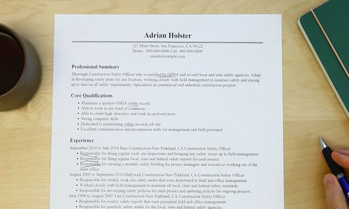 My white neighbor thought I was breaking into my own apartment - site safety officer sample resume
