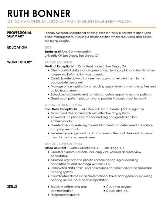 How To Write a Resume \u2013 Resume Writing LiveCareer