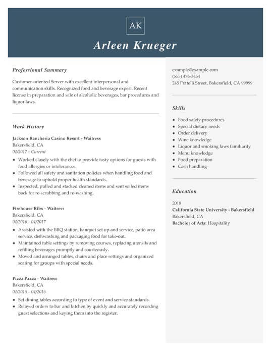 How To Write a Resume \u2013 Resume Writing LiveCareer
