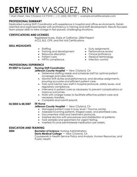 patient care coordinator resume - Josemulinohouse