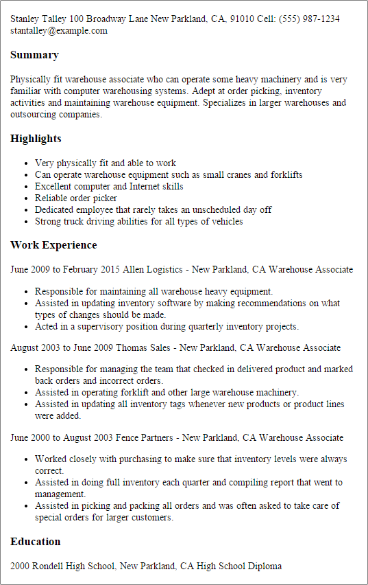 professional resume for administrative assistant