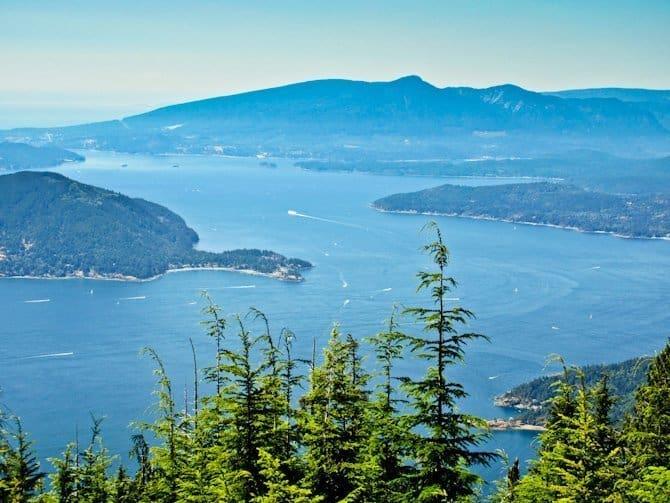 Bowen Lookout, Vancouver