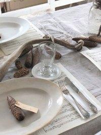DIY Christmas Table Setting Ideas | Live Eco
