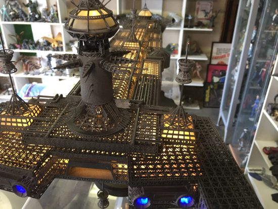 3d Wallpaper Ship This 3d Printed Model Of The Cygnus From Disney S The