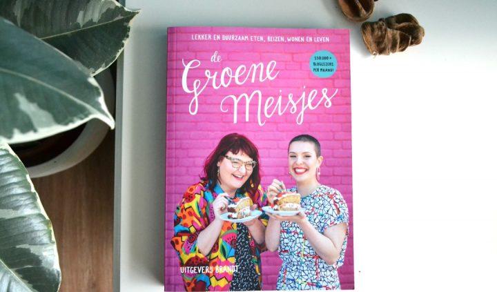 Boek Groene Meisjes