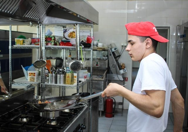 Fundamental Foodservice Skills - Lively Technical Center