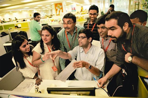 Cubicle games - Livemint - office fun games