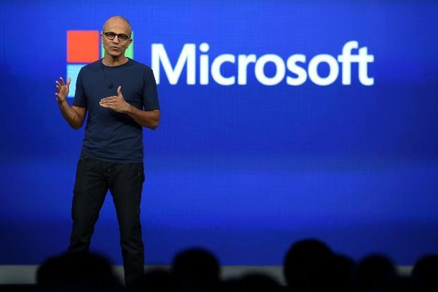 How cloud is paying dividends for Nadella\u0027s Microsoft - Livemint