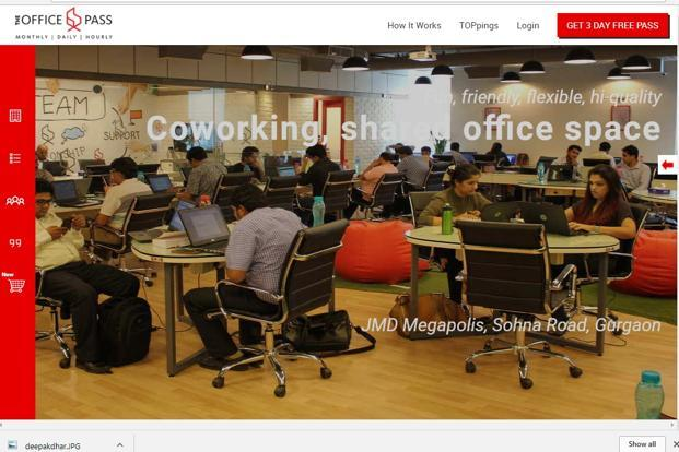 Co-working start-up The Office Pass raises funds from PropTiger CEO