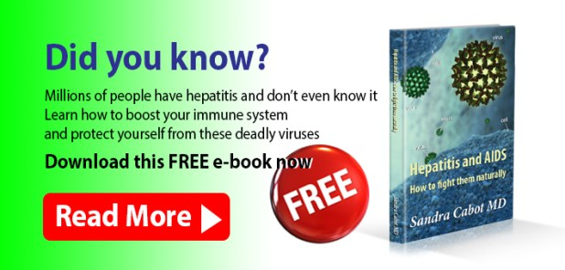 Hepatitis Free Ebook