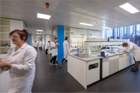 Central teaching labs - Department of Chemistry - University of