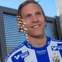 Ludwig Augustinsson ny konkurrent til Moreno ?
