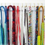 Madrona Master Closet: The Necklace Organizers