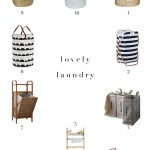 10 Lovely Laundry Hampers