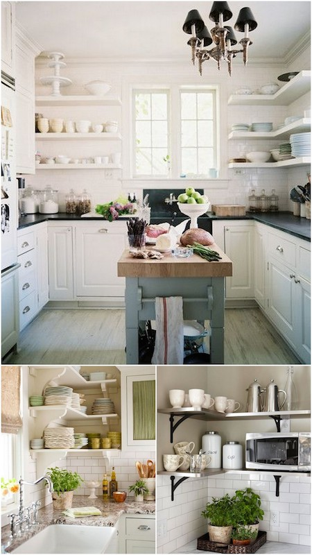 Corner Kitchen Cabinet Solutions | Live Simply by Annie