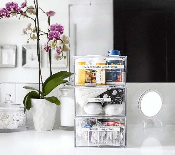 The fundamental rules for maintaining a clean and organized space!