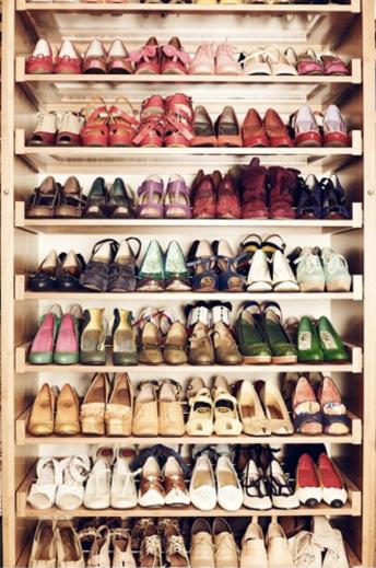Spotlight On Susan Koger's Revolving Closet