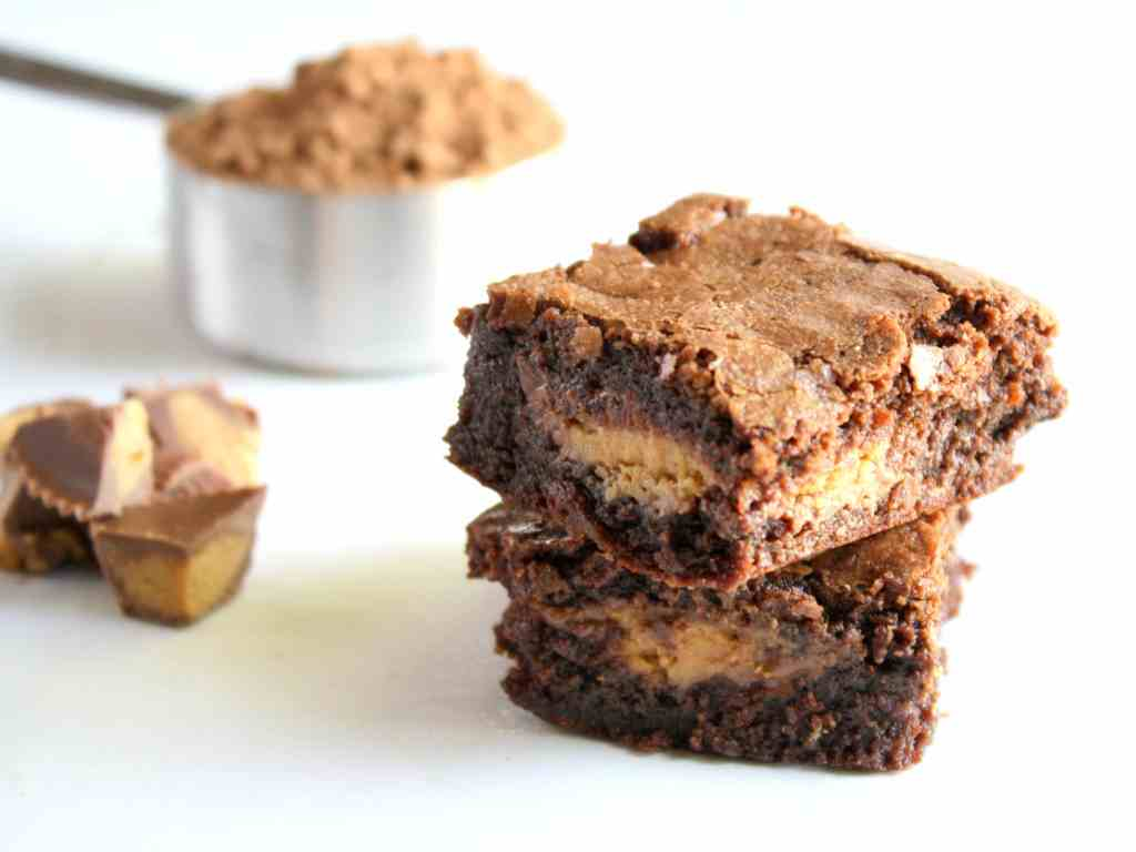 ... these brownies taste these brownies are insanely fudgy i m talking