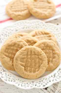 Small Of No Egg Cookies