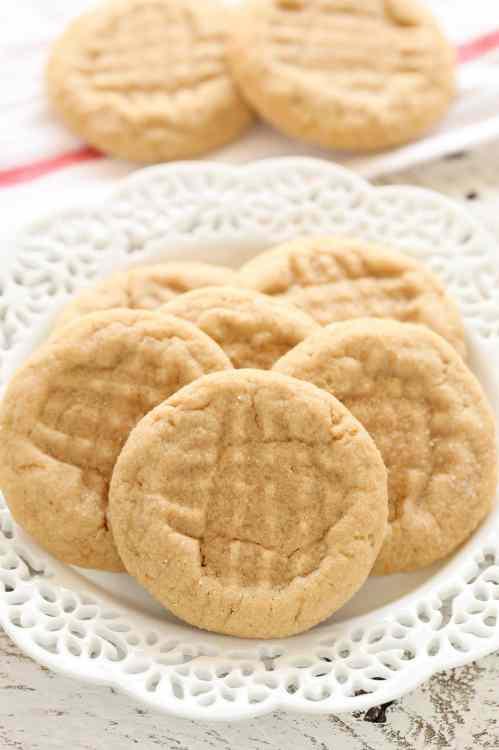 Medium Of No Egg Cookies