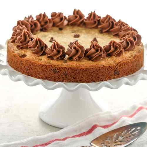 Medium Of Cookie Cake Recipe