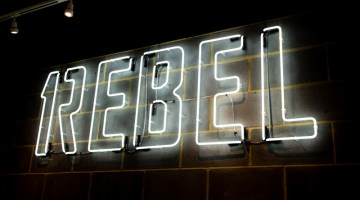 1Rebel Sign