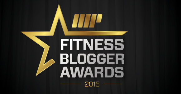 MyProtein Fitness Blogger Awards 2015