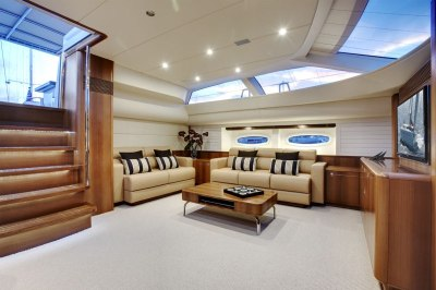 Sailing boat interior design | Rans