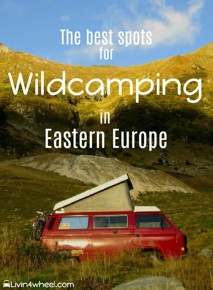 wild camping eastern europe