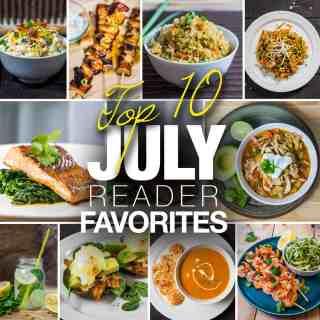 Top 10 July Reader Favorites