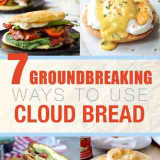 7 Groundbreaking Ways To Use Cloud Bread