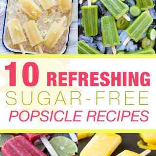 10 Refreshing Sugar-Free Popsicle Recipes
