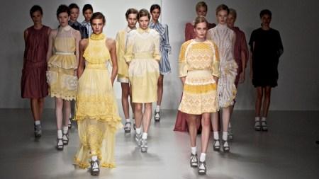 London Fashion Week, image by Akin Abayomi