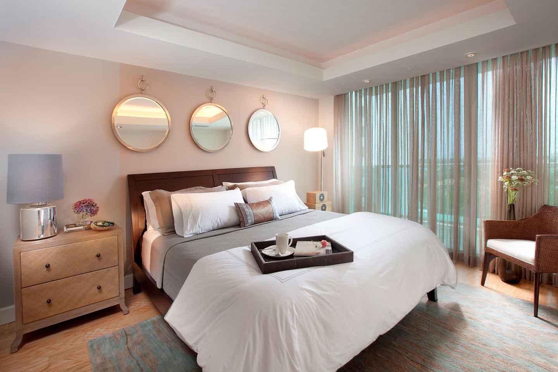 Beach Themed Dorm Room