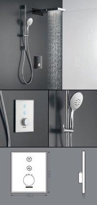 Digital Shower Controls & Electronic Shower Valves - Sensor