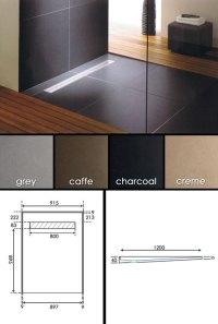 Tiled Over Shower Trays & Shower Tray Former For Tiling