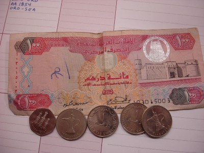 Usd To Dubai Dollar April 2019