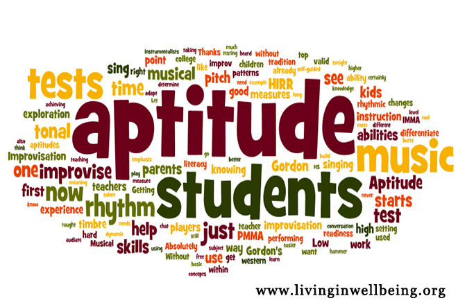 Career Aptitude Test for a Better Career Choice - Living In Well Being - free career aptitude test